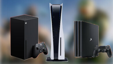 Photo of Así de grande es la PS5 en comparación con la PS4 y la nueva Xbox Series X.