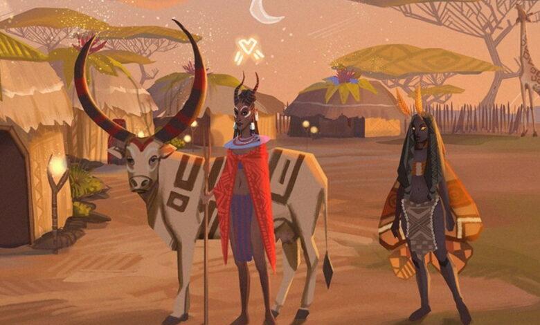 Así de popular es Wagadu Chronicles, el nuevo MMORPG afro alemán