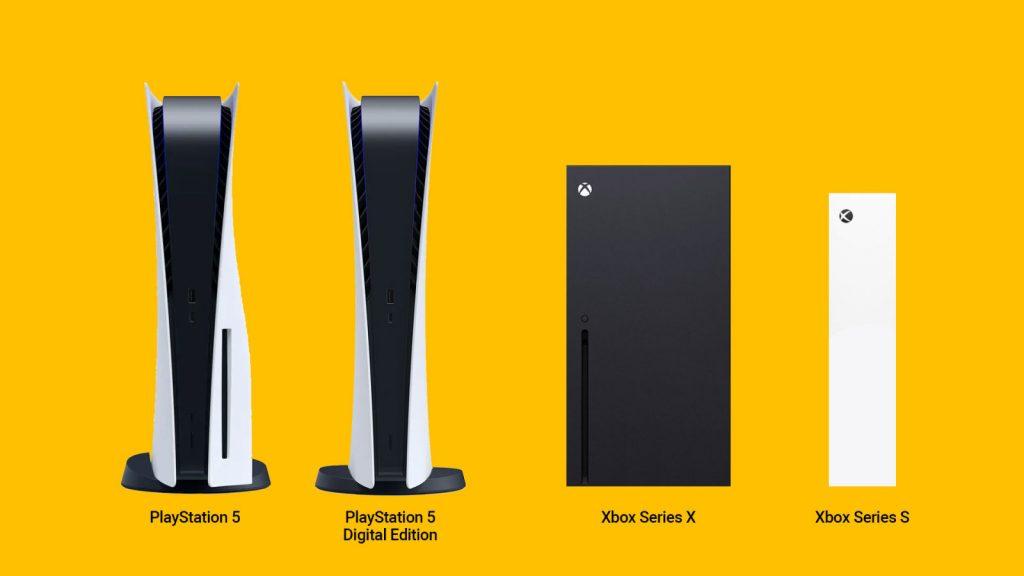 Playstation 5 tamaño Xbox Series X Kotaku