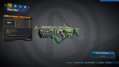 Borderlands 3 (BL3) - Cómo obtener P.A.T MK. III (PAT MK 3)