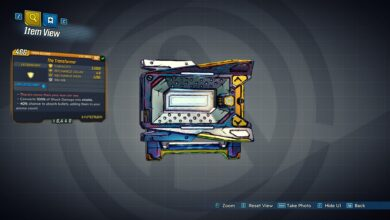 Borderlands 3 - Cómo obtener The Transformer Shield [Updated]