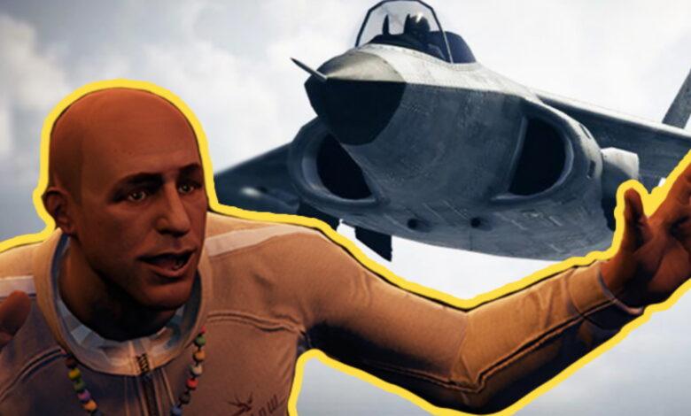 Cómo apagar tu Jet-Griefer en GTA Online con estilo
