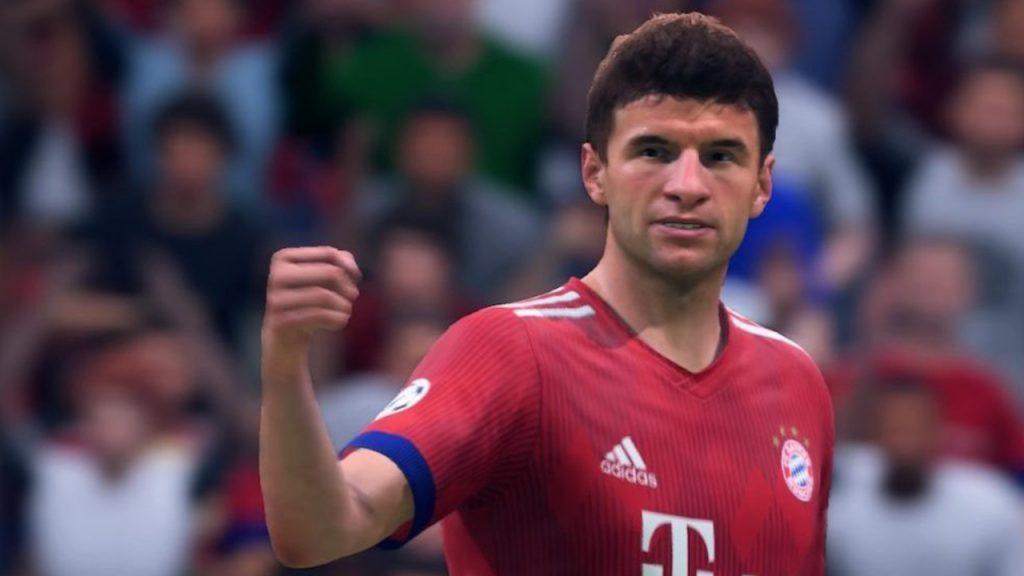 Liga de Campeones Müller