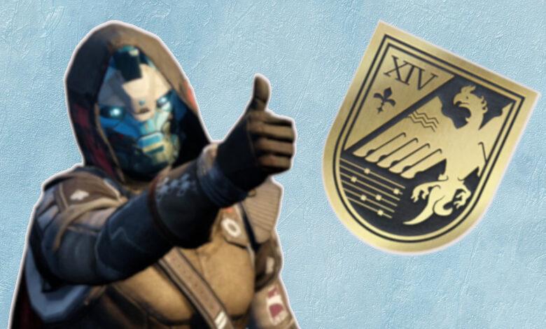 Cambio en el camino: para que muestres títulos y triunfos en Destiny 2 Beyond Light