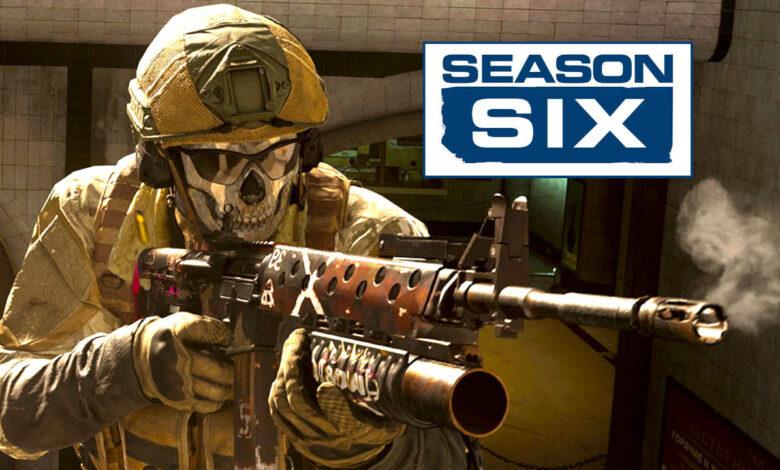 CoD MW & Warzone: Notas del parche Actualización 1.27 - Los cambios más importantes con la Temporada 6