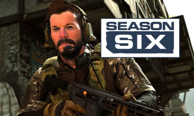 CoD MW & Warzone: la temporada 6 comienza este mes - Pro-Team está chismeando