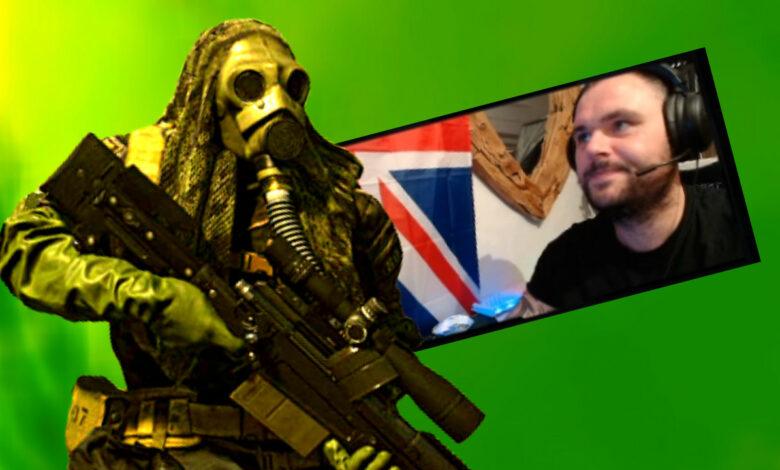 """CoD MW & Warzone: transmisor de Twitch atrapado haciendo trampa en vivo - """"Fue solo una broma"""""""