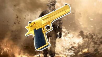 CoD MW: el jugador consigue 43.000 asesinatos con una sola pistola: muestra asesinatos espectaculares
