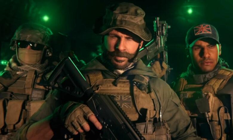 CoD Warzone: Glitch probablemente muestra las primeras imágenes del modo nocturno loco