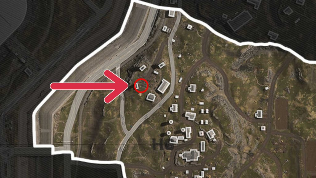 cod warzone datos secretos intel temporada 5 parte 4 mapa 1