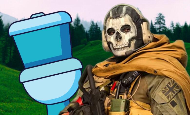 CoD Warzone: el jugador encuentra la estrategia perfecta para comenzar el partido: esconderse en el baño