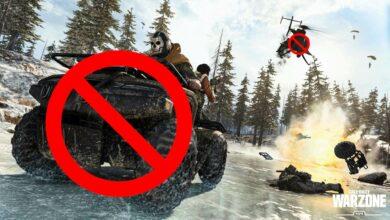 Photo of CoD Warzone: la nueva actualización desactiva los vehículos: los jugadores se preguntan por qué