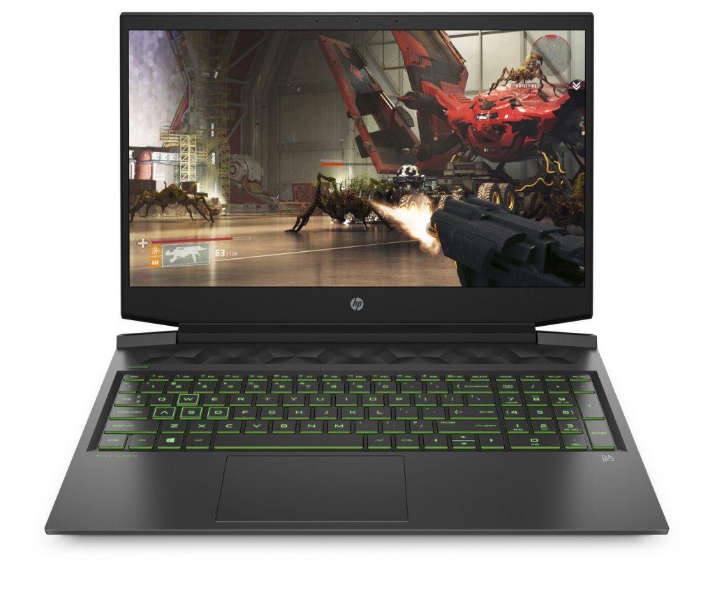 Portátil para juegos HP Pavilion 16-a0300ng