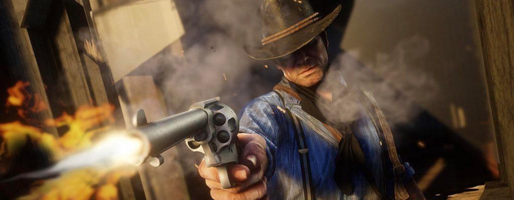 Título del revólver Arthur Shot de Red Dead Redemption 2