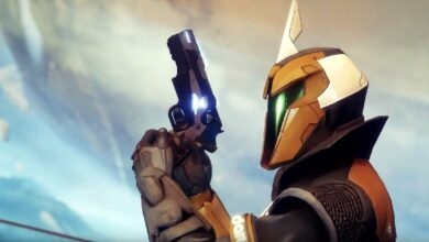 Construye con nuevas transformaciones exóticas de todas las clases de Destiny 2 en super-guardianes