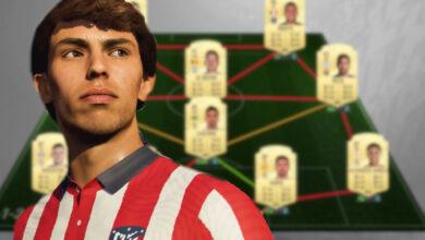 Creador de plantillas de FIFA 21: aquí ya puedes planificar y soñar tu equipo