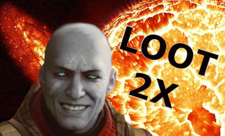 Destiny 2 duplicará el botín de Crepúsculo mañana, esta vez incluso legalmente