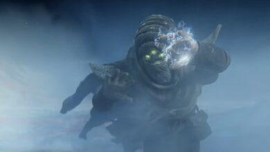 Destiny 2 obtiene un clima dinámico por primera vez: ventiscas y tormentas de hielo en Beyond Light