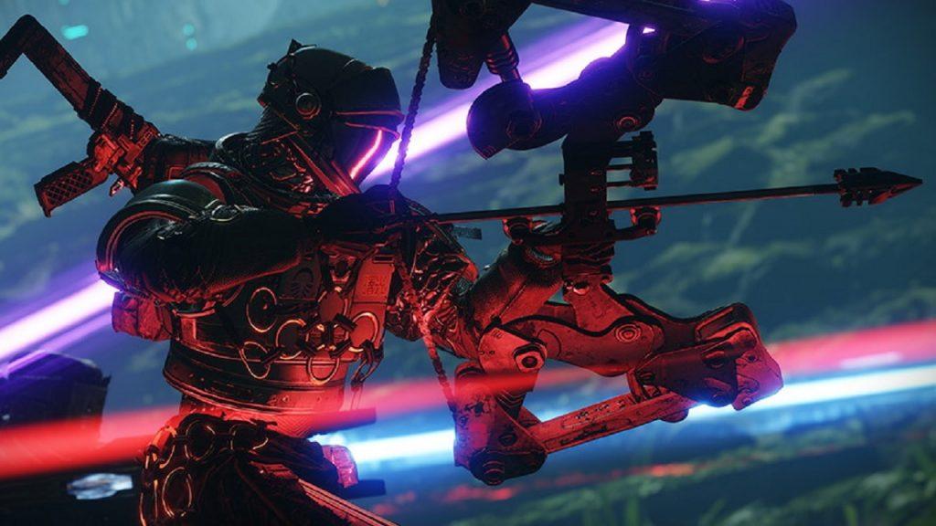Leviathan touch Destiny 2 Título de arco exótico Titán