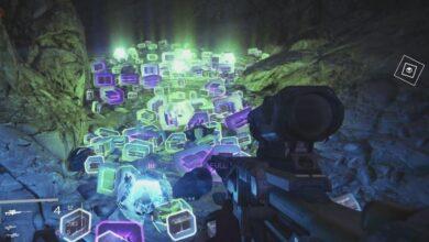 Destiny 2 trae de vuelta la legendaria cueva de botín, pero todo era mejor antes
