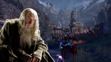 ESO: Visité Markarth y les muestro por qué veo El señor de los anillos aquí