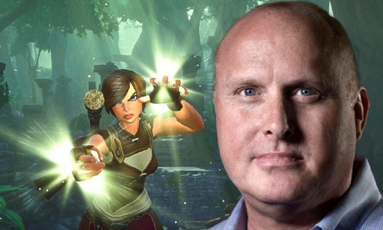 El creador de EverQuest ahora está trabajando en un nuevo MMO de ciencia ficción para Amazon