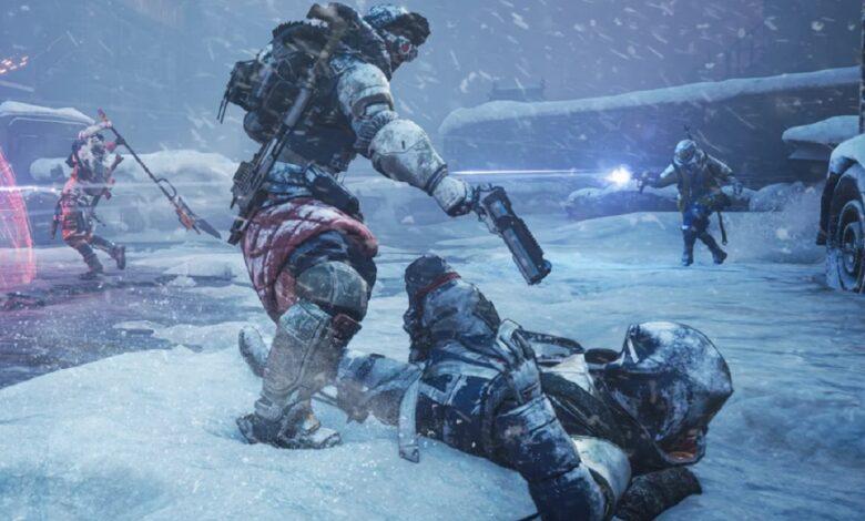 El emocionante juego de disparos de supervivencia Scavengers muestra un nuevo juego y revela detalles sobre el lanzamiento