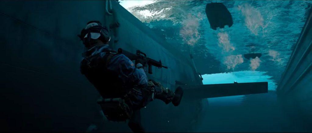 bacalao guerra fría multijugador revelar nadar
