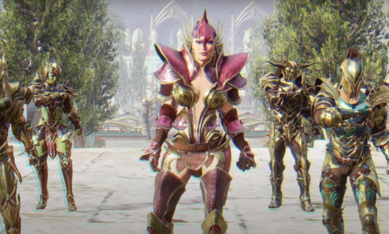 El nuevo MMORPG llegará en 2020: debería jugar como solía hacerlo, solo que mucho mejor