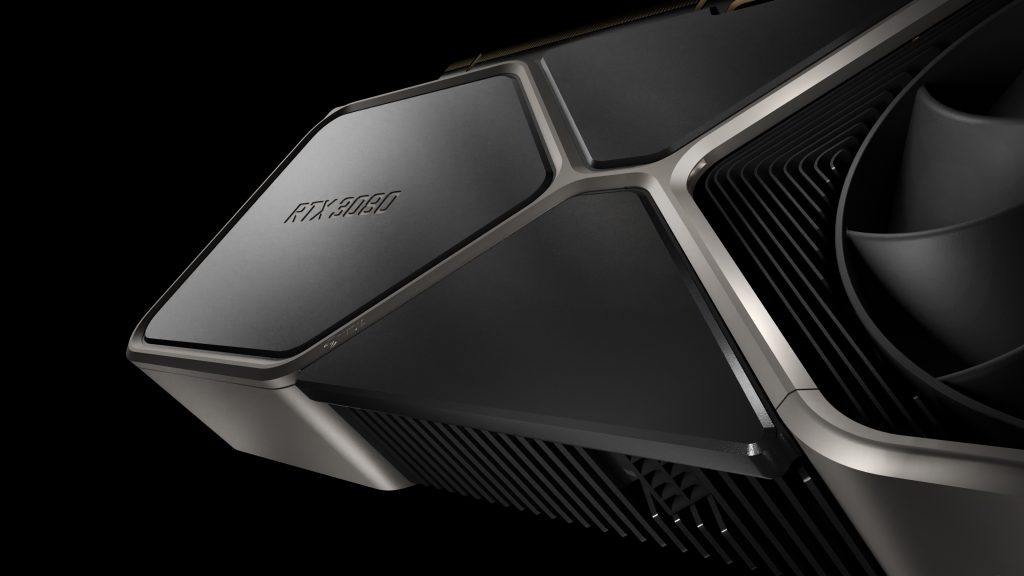 Detalle de RTX 3080