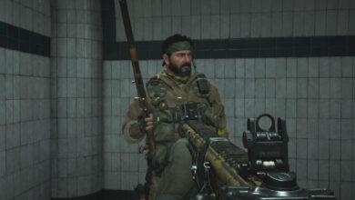 El primer juego multijugador de CoD: Cold War se filtró, mostrando armas y modos