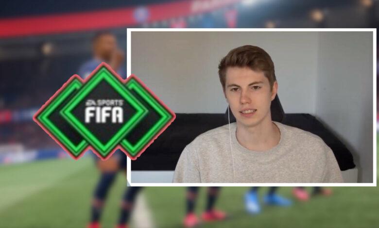El profesional alemán quiere jugar FIFA 21 sin gastar dinero, harto del casino