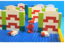 Photo of Este video de Fall Guys Lego Stop Motion es adorable e impresionante
