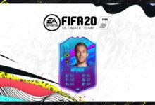 FIFA 20: SBC Arthur - Pretemporada