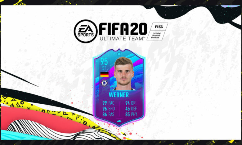 FIFA 20: SBC Timo Werner - Pretemporada