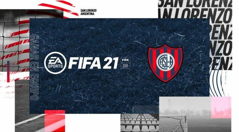 FIFA 21: Annunciata la partnership con il San Lorenzo