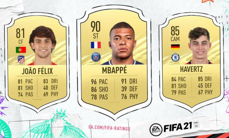 FIFA 21: Estos son los 20 talentos con mayor potencial en el modo carrera