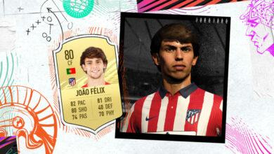 FIFA 21: Jóvenes talentos menores de 21 - Lista oficial