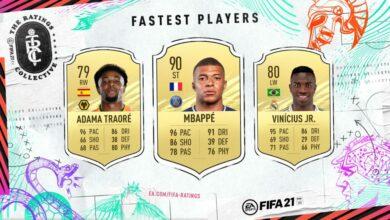 Photo of FIFA 21: Jugadores más rápidos – Lista oficial