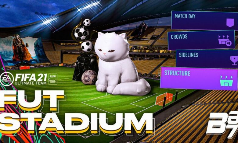 FIFA 21: La nueva personalización de los estadios de FUT 21 mostrada en un video