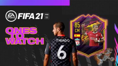 Photo of FIFA 21: OTW Thiago Alcantara – Anunciada la tarjeta Ones To Watch