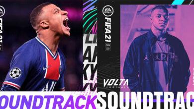 FIFA 21: Soundtrack - Lista oficial de pistas