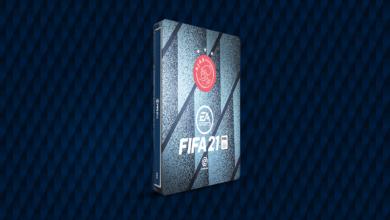 FIFA 21: Steelbook de la marca Ajax anunciado