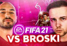 FIFA 21: The Pro Player Moauba muestra la nueva jugabilidad