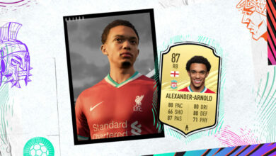 FIFA 21: Top 20 Full Backs FIFA Ratings - Estadísticas generales y oficiales