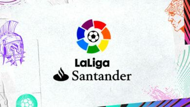 Photo of FIFA 21: Top 20 LaLiga FIFA Ratings – Estadísticas generales y oficiales