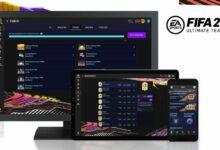 FIFA 21: acceso al mercado de fichajes de FUT en la aplicación web y la aplicación complementaria