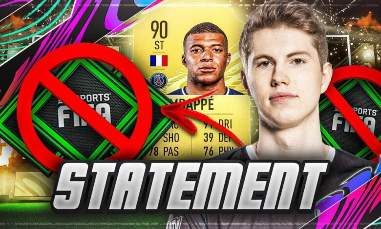 FIFA 21: el jugador profesional Tim Latka en contra de la compra de FIFA Points