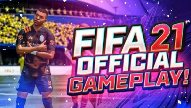 FIFA 21: el video muestra la jugabilidad de FUT 21