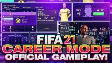 Photo of FIFA 21: el video muestra la jugabilidad del modo carrera
